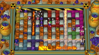 Illustration for article titled A Quick Look At Bomberman Ultra