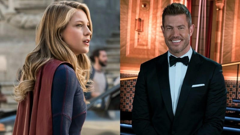 Melissa Benoist stars in Supergirl; Jesse Palmer hosts The Proposal