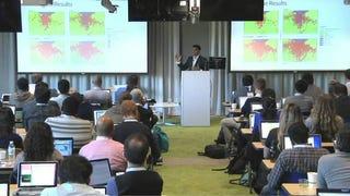 Opponaut speaks in a Google Talk