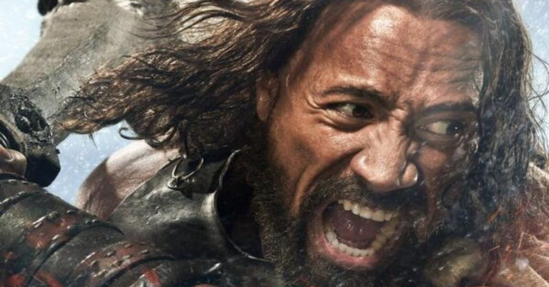 Illustration for article titled The First Clip From Hercules Is Simultaneously Terrible And Awesome