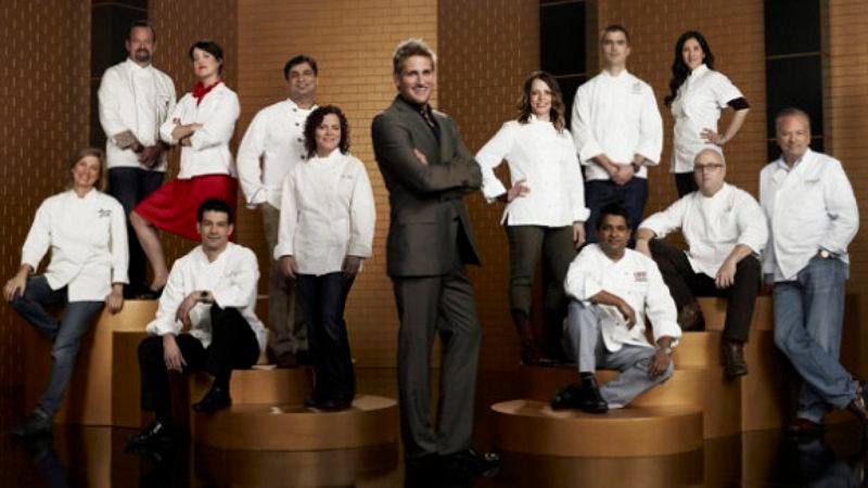 """Illustration for article titled Top Chef Masters: """"Restaurant Wars"""""""