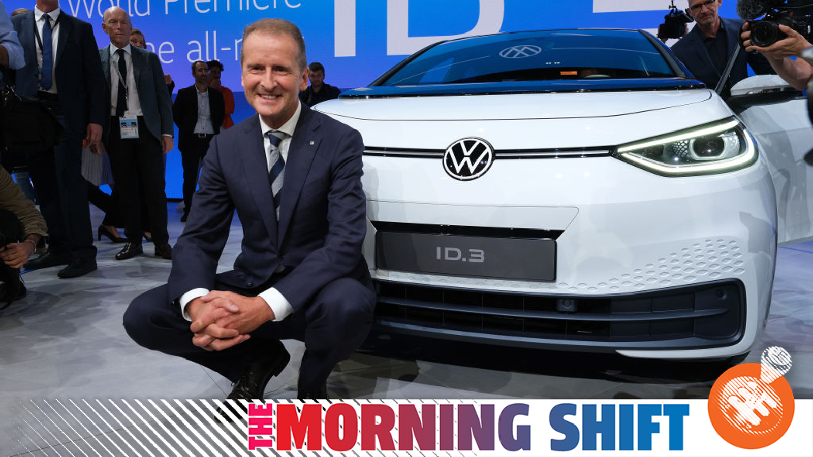 VW Says Trump's Trade War Is Forcing A Car Recession