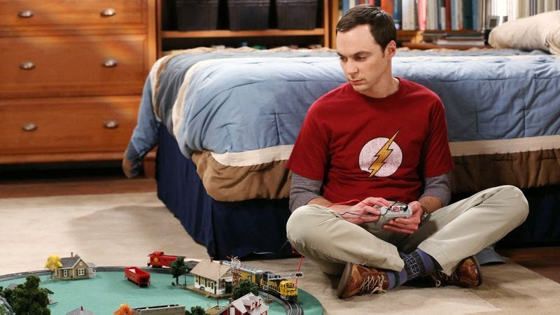 """Illustration for article titled The Big Bang Theory: """"The Discovery Dissipation"""""""