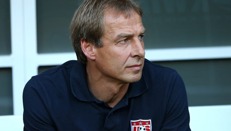 Illustration for article titled Jürgen Klinsmann Came From The Future To Save American Soccer