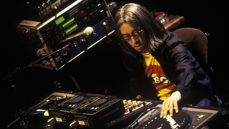 Ryuichi Sakamoto in 1998.