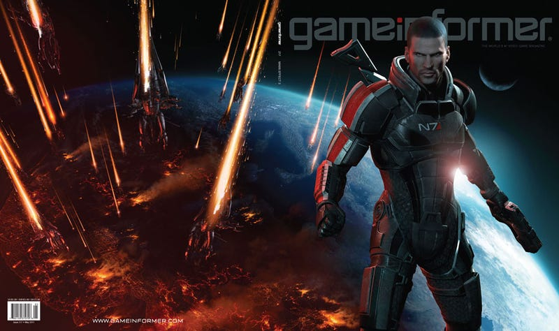 Illustration for article titled Commander Shepard, Let's Get A Look At Your Mass Effect 3 Self
