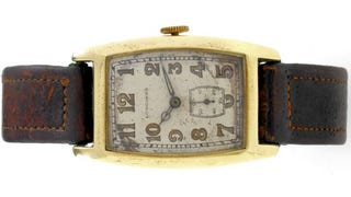 Illustration for article titled Albert Einstein Wristwatch for Sale, Measures Time Relatively Well