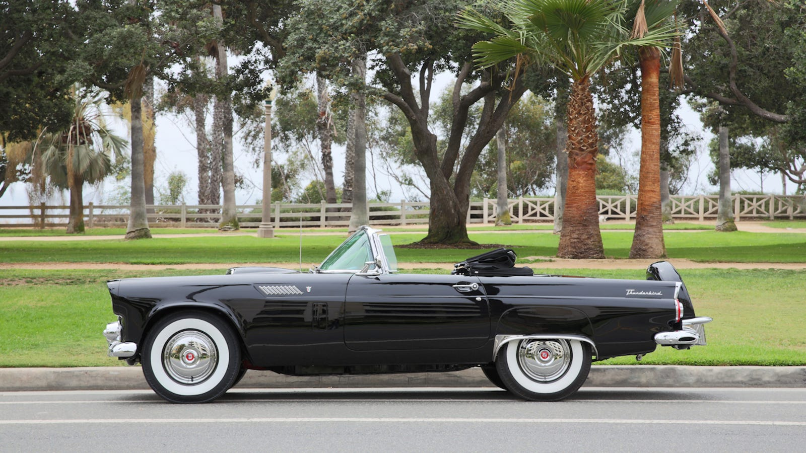 Buy Marilyn Monroes Personal Ford Thunderbird And Experience True 1954 Convertible Hollywood