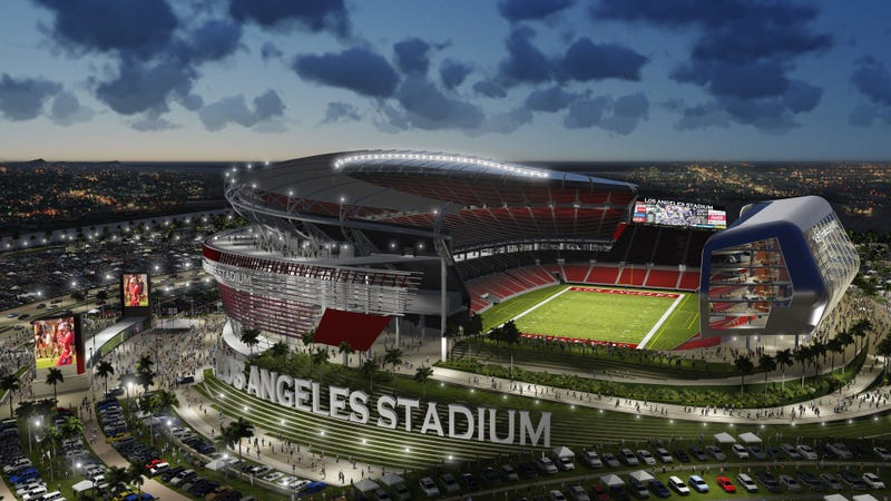 Illustration for article titled The Chargers And Raiders Threaten To Move To Los Angeles Together