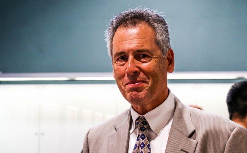 Duke University Vice President for Student Affairs Larry Moneta