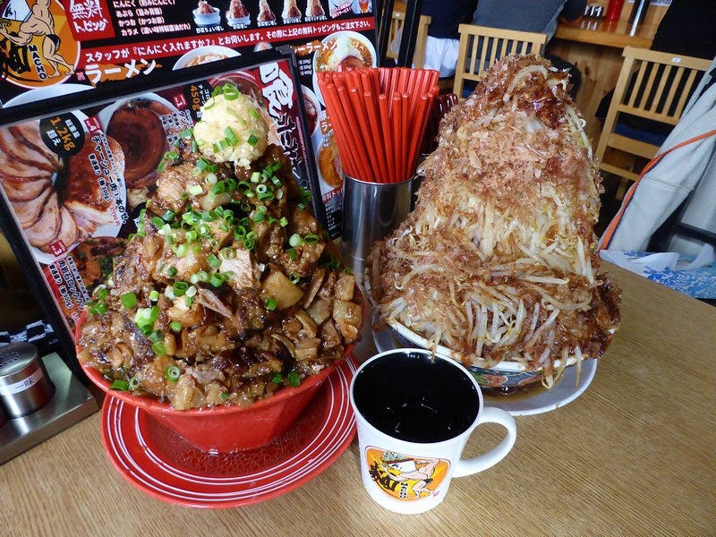 The Most Ridiculous Ramen Restaurant In Japan