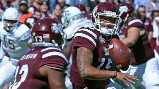 Illustration for article titled Mississippi State Trounces Texas A&M, Alabama And Ole Miss Up Next