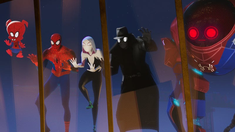 Illustration for article titled Sony's trying to figure out how to do a Spider-Verse spin-off on TV