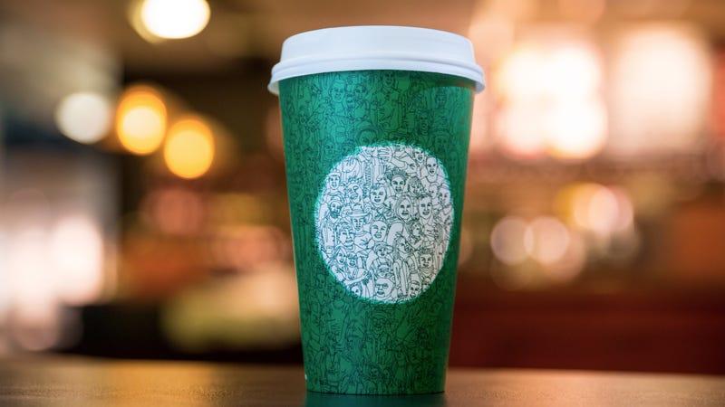 Photo via Starbucks.
