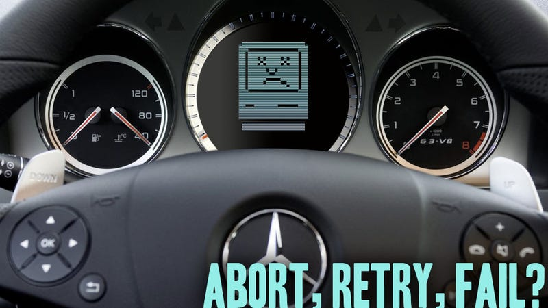 Illustration for article titled Mercedes-Benz Will Soon Be Able To Upgrade Your Car Remotely