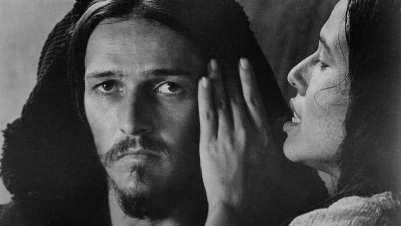 Ted Neely and Yvonne Elliman in Jesus Christ Superstar
