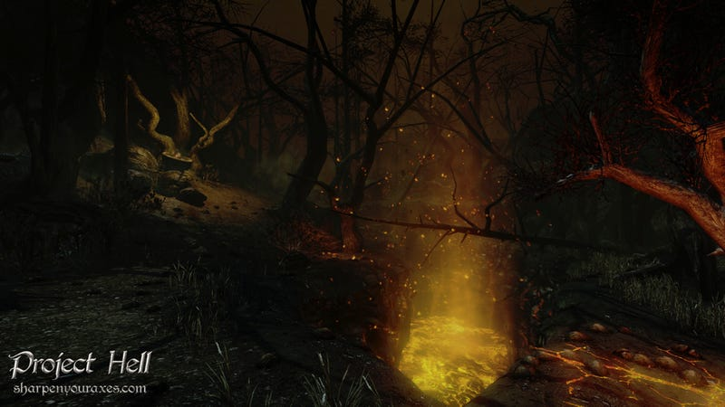 Illustration for article titled Born from a Dead Island Mod, This Game Looks Hellish