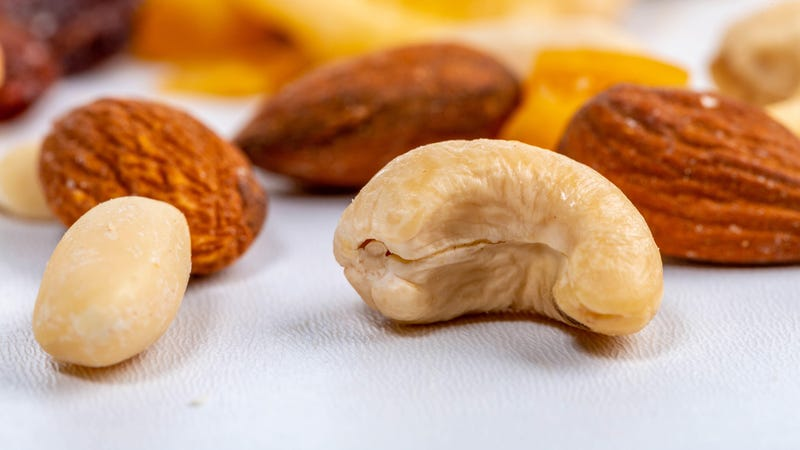 Illustration for article titled Sex Is Better for Men Who Eat Nuts, Says Study Funded by Big Nut