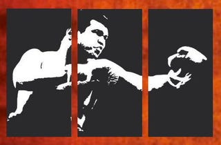 Illustration for article titled How Muhammad Ali Conquered Fear And Changed the World