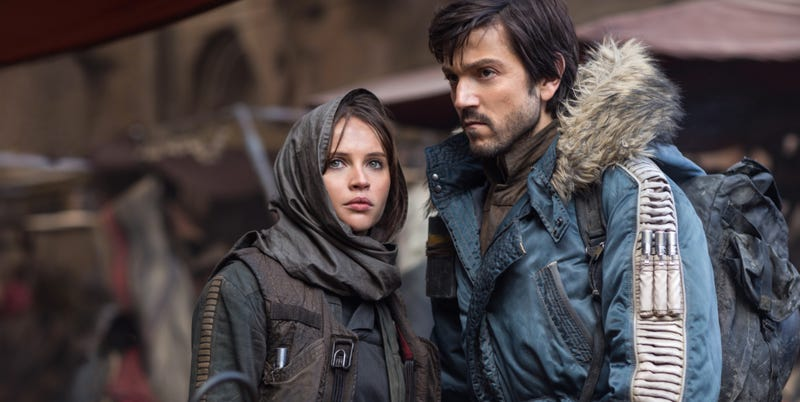 Illustration for article titled More Details About WhatRogue One's Reshoots Actually Changed