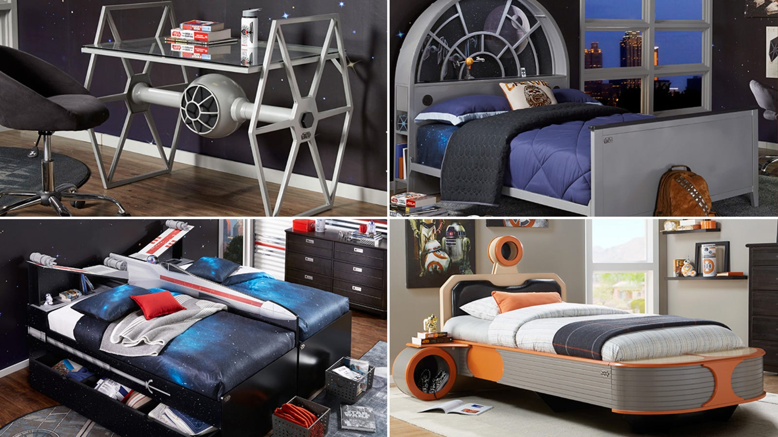 This Invasion Of Kick Ass Star Wars Furniture Can Only