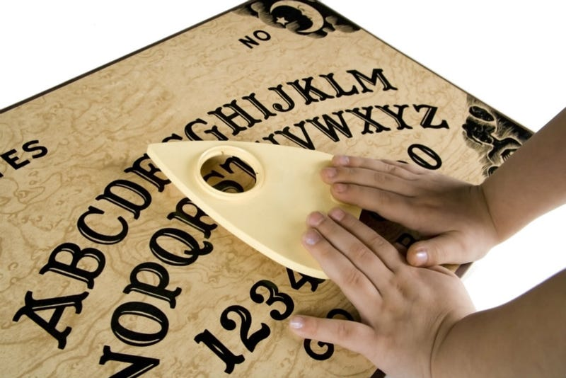 Illustration for article titled Psychic: Ouija Boards Will Make Your Kids Evil and/or Depressed