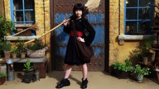 Illustration for article titled The Kiki's Delivery Service Live-Action Movie Looks Horrible
