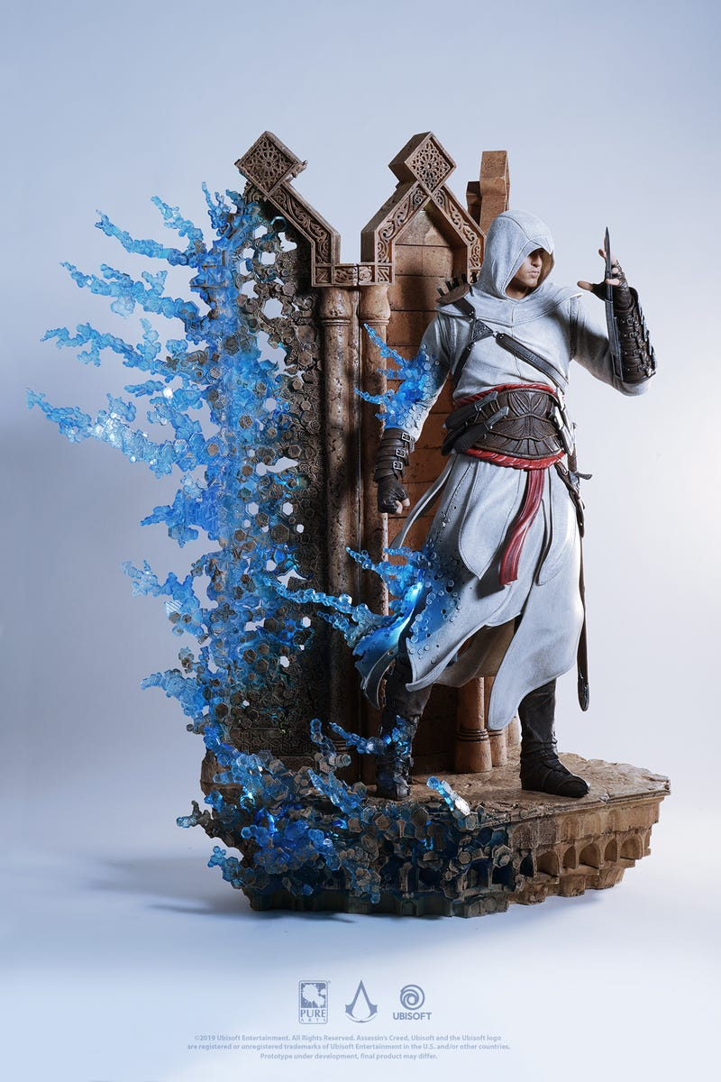 Ah Yes A 540 Assassin S Creed Statue Kotaku Uk