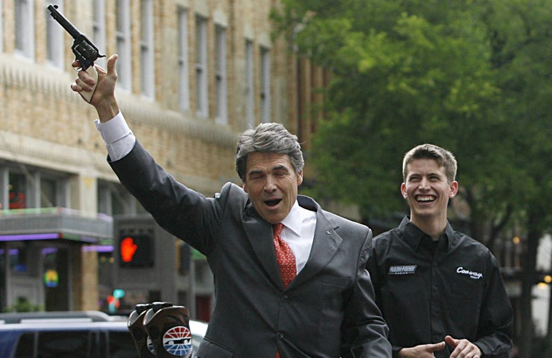 Donald Trump Taps Rick Perry To Head Agency He Once Forgot
