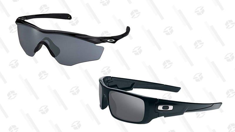 Oakley Sunglasses Gold Box | Amazon