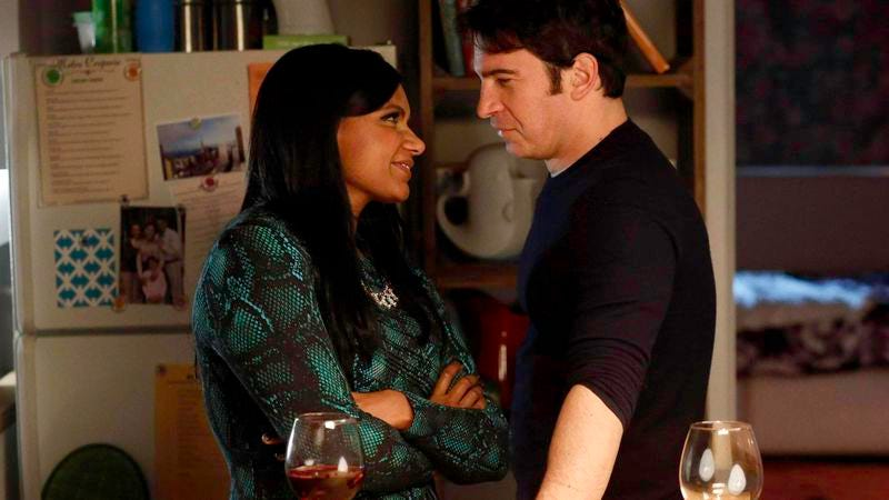 """Illustration for article titled The Mindy Project: """"French Me, You Idiot""""/""""Indian BBW"""""""