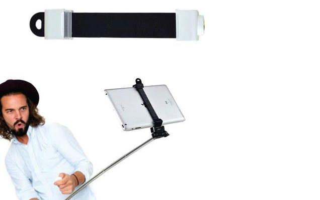 in defense of ipad selfie sticks. Black Bedroom Furniture Sets. Home Design Ideas