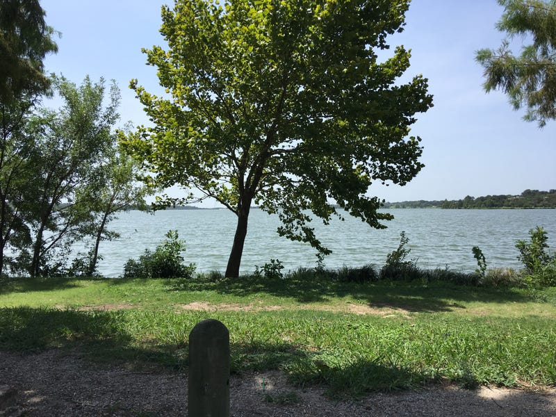 Illustration for article titled I am sitting in shade enjoying the breeze off the lake and looking at this