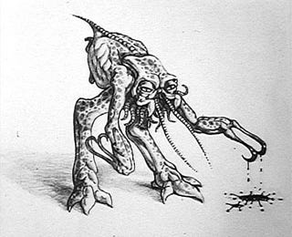 Illustration for article titled Ridley Scott's Alien Could Have Looked Like This