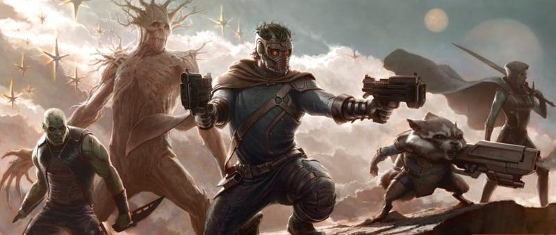 Illustration for article titled In Defense of Guardians of the Galaxy