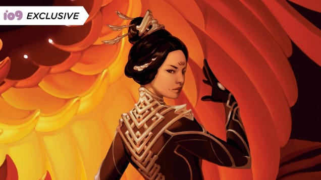A Girl Prepares Her Brows for Battle in This Excerpt From Iron Widow