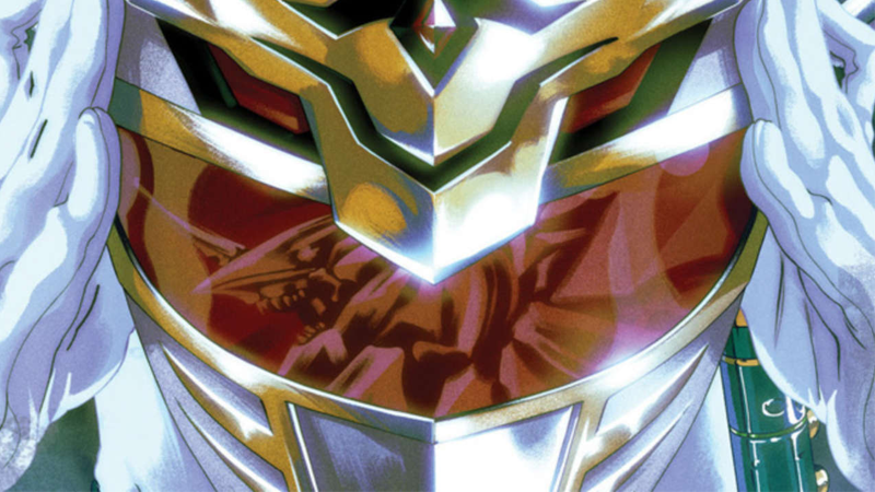 Illustration for article titled Breaking Down the Origins of the Power Rangers Comic's Evil New Ranger