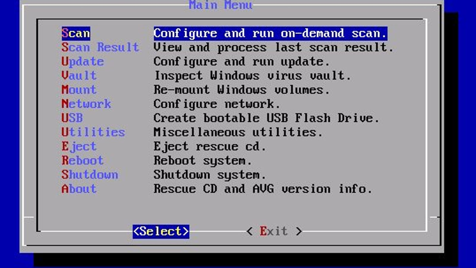 System rescue cd usb install & system rescue cd iso free download.