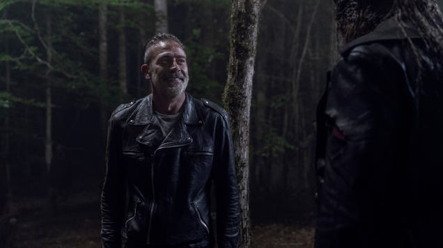 Negan continues to carry The Walking Dead on his sassy shoulders