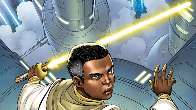 Star Wars: The High Republic s New Marvel Comic Is a Very Intriguing Mystery