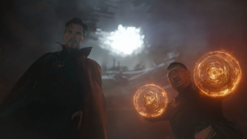 Doctor Strange, and maybe Wong, will be prominent in Phase 4 of the MCU.