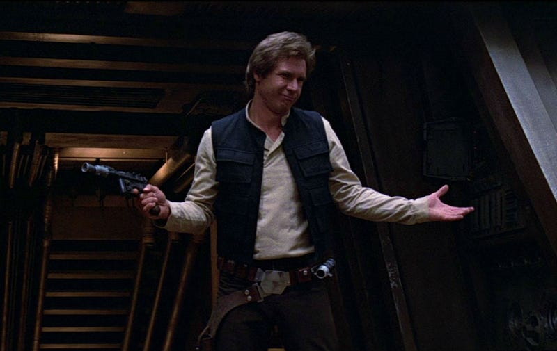 Illustration for article titled We May Meet The Young Han Solo Sooner Than You Think