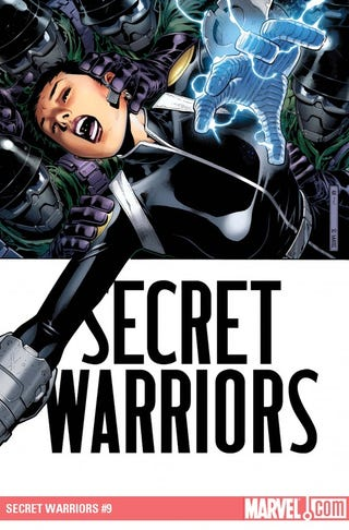 Illustration for article titled Secret Warriors: The Blueprint for Agents of SHIELD
