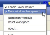 Illustration for article titled PowerResizer Brings Windows 7's Window Sizing to All