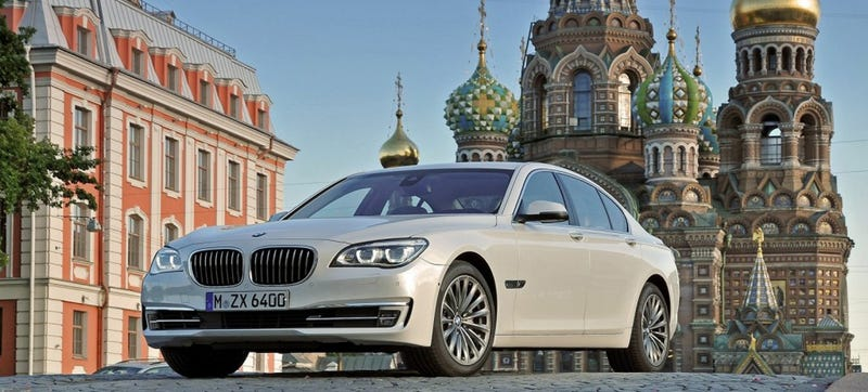 Illustration for article titled The 2016 BMW 7-Series Will Be The Future Of Rear-Wheel Drive BMWs