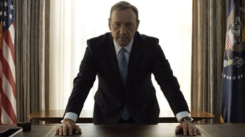 """Illustration for article titled House Of Cards: """"Chapter 25""""/""""Chapter 26"""""""