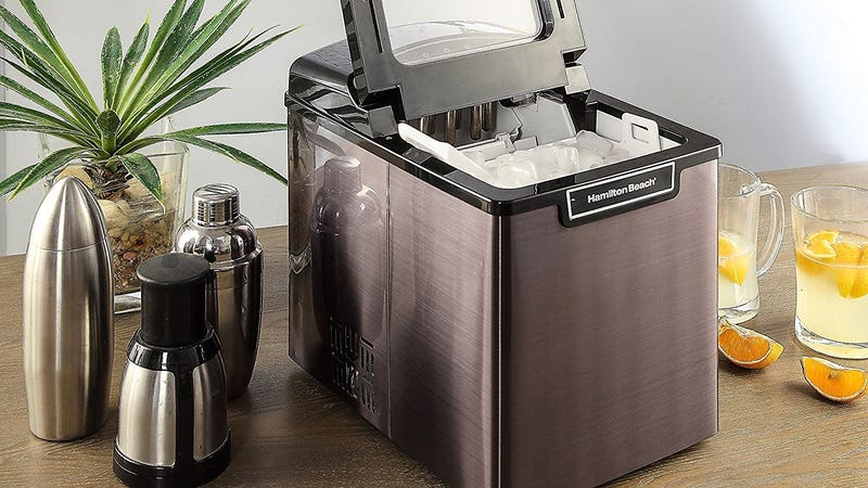 Portable Ice Maker Sale | $80-$96 | Amazon