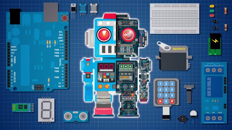 Illustration for article titled Build Like Ahmed with These Awesome Electronics Projects