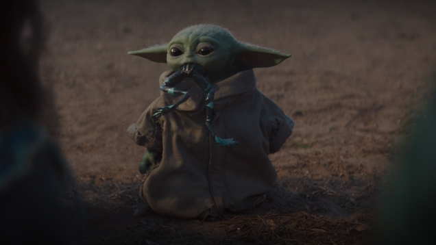 Hasbro unveils new line of Baby Yoda toys, coming to a collector's pristine toy shelf in 2020