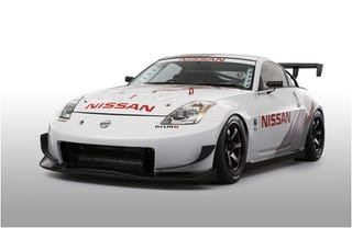 Illustration for article titled Naughty Or Fairlady? 2008 Nismo Z 380RS-Competition Goes On Sale